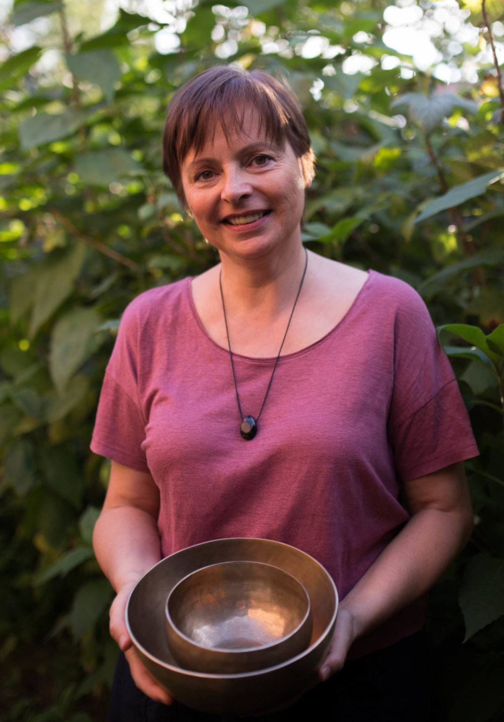 Regina Algermissen, Gesundheitspraktikerin